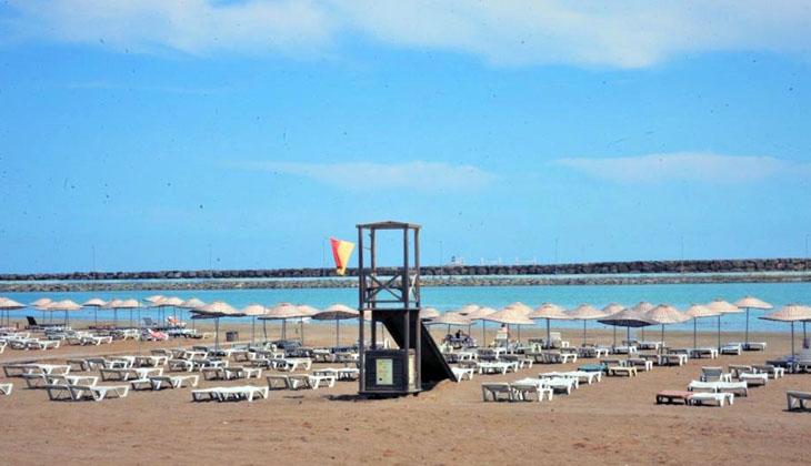 '13 Mavi Bayraklı Plajı' ile Karadeniz'in gözdesi Samsun