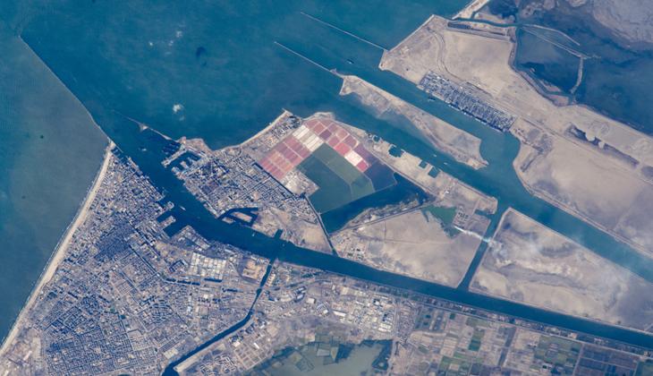 """""""2. Süveyş Kanalı projesi"""": BM yeni deniz yolu alternatiflerini inceliyor"""