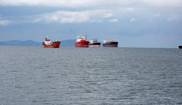 2021 yılının ilk beş ayında 428 dökme yük gemisi el değiştirdi