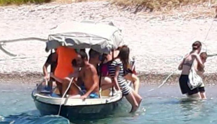 5 kişinin öldüğü Foça'daki tekne faciasında kaptan, 13 yıl hapis cezasına çarptırıldı