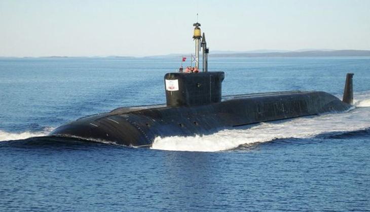 53 mürettebatı ile batan denizaltının enkazının parçalarına ulaşıldı!