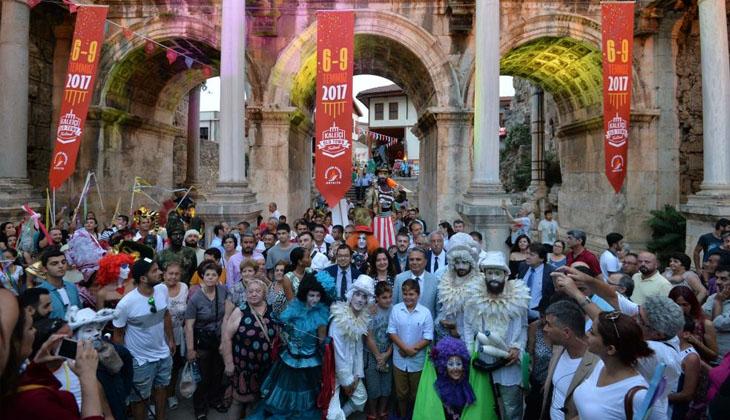 6. KALEİÇİ OLD TOWN FESTİVALİ BAŞLIYOR