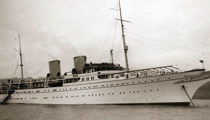 90 Yıl Önce Denize İnen Devlet Yatımız Savarona'nın İlginç Hikayesi