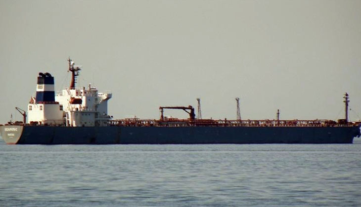Açık denizde petrol boşaltan gemiye rekor para cezası!