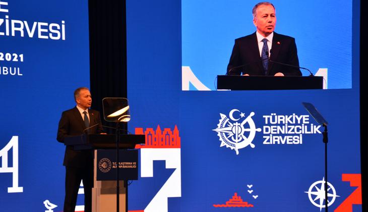 """Ali Yerlikaya: """"Dünya ticaretinin en önemli merkezlerinden biriyiz"""""""
