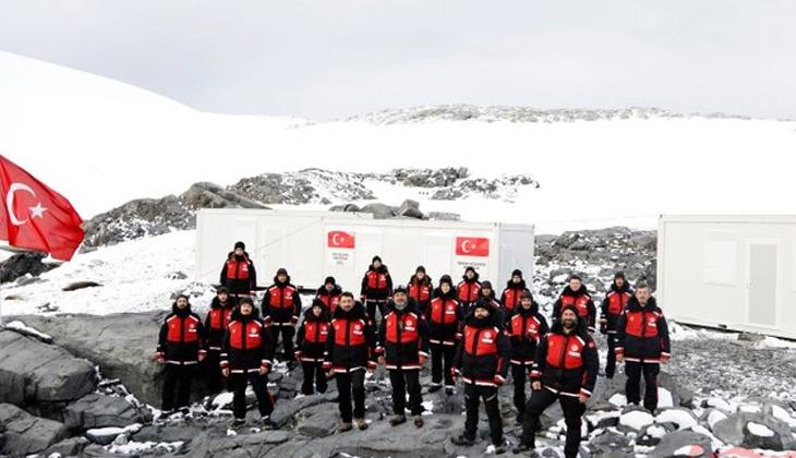 Antarktika'ya Türk üssünün 2023'te kurulması hedefleniyor