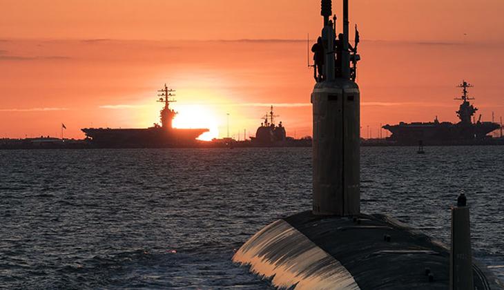 Avrupa Birliği stratejik bağımsızlığını ilan edebilmek için kendi deniz teknolojileri sektörünü desteklemeli