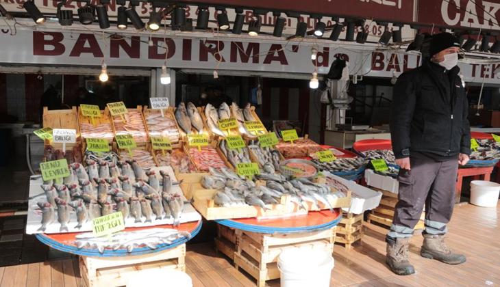 Balıkçılar satışlardan memnun, fiyatlardan memnun değil