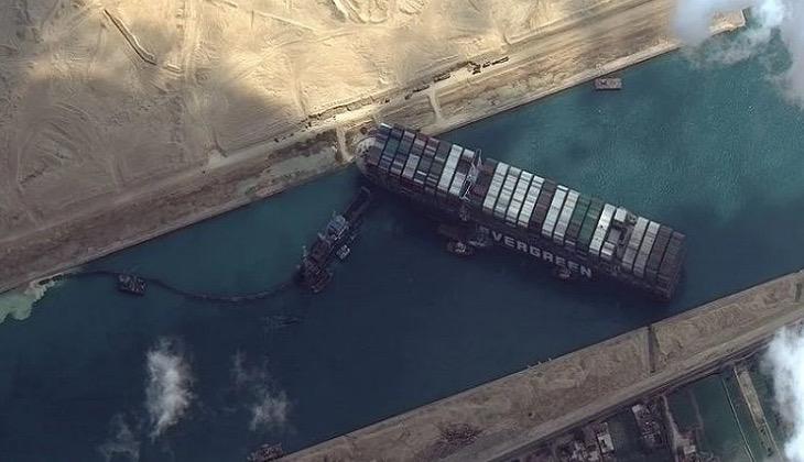 Bilim insanlarından Süveyş Kanalı uyarısı: 'Akdeniz'deki çevre felaketini kötüleştirir'