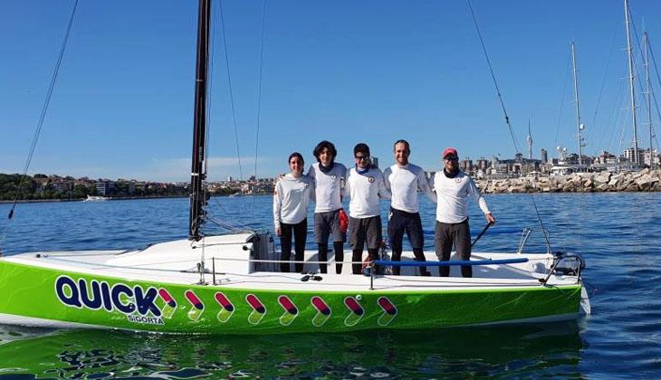 Boğaz Kupası Yat ve Sportsboat yarışları düzenlendi