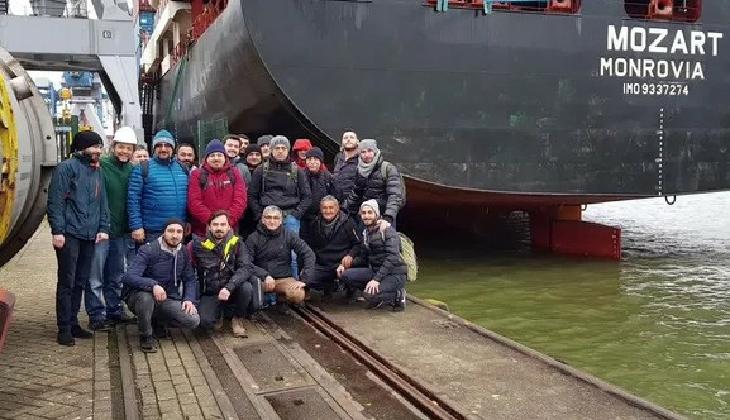 Borealis Denizcilikten serbest bırakılan denizciler ile ilgili açıklama