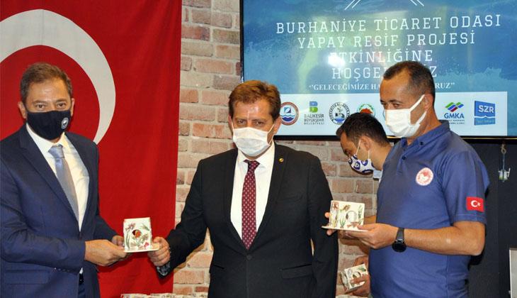 BURHANİYE'DEN GURUR VERİCİ SOSYAL SORUMLULUK PROJESİ