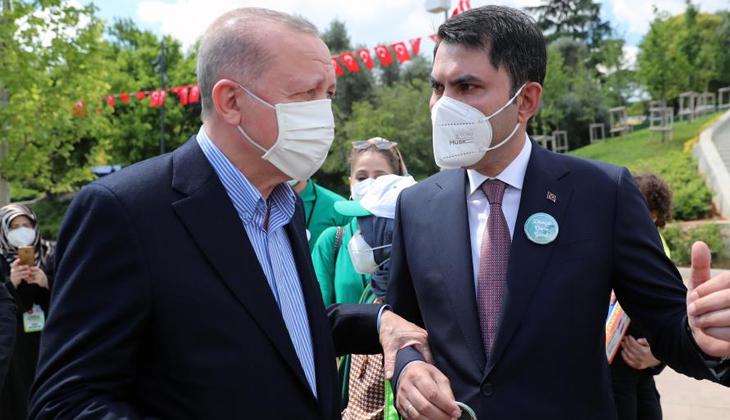 """Çevre ve Şehircilik Bakanı Murat Kurum: """"Marmara Denizi'ni müsilaja terk etmeyeceğiz"""""""