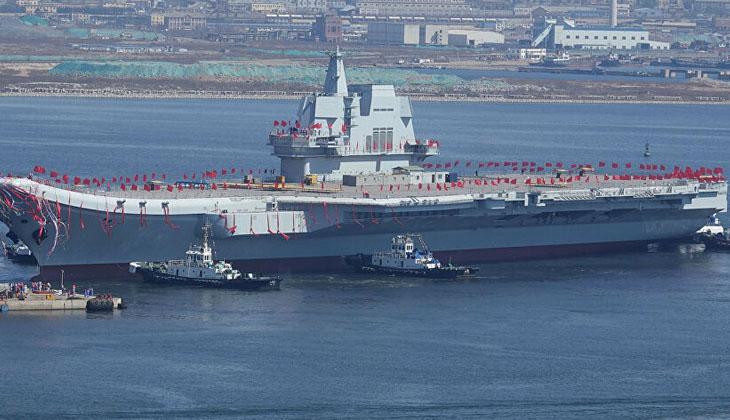 Çin sahil güvenlik gemileri 7. kez Japonya karasularına girdi