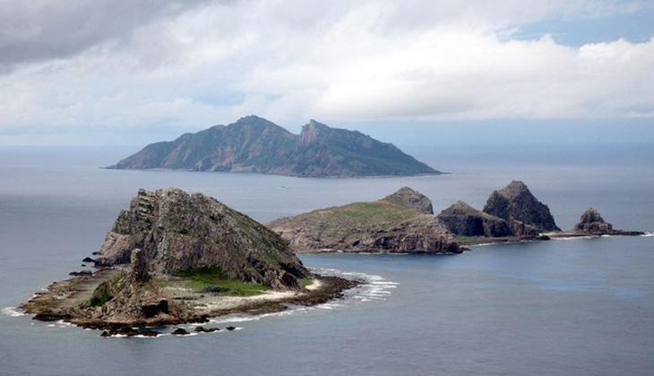 Çin'e ait Sahil Güvenlik gemileri Japonya kara sularına girdi