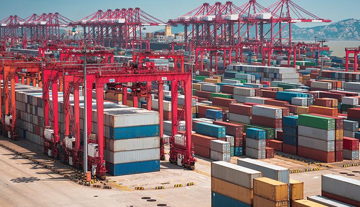 Çin'in konteyner hamlesi, lojistik sektörünü zora soktu