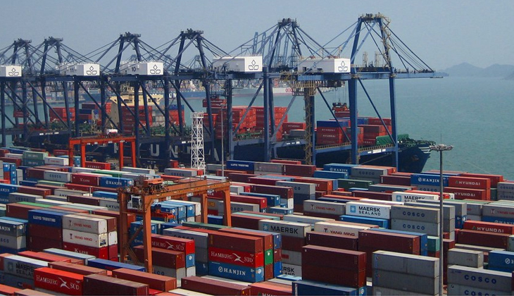 Çin'in Yantian Terminalindeki gecikmeler navlun fiyatlarını tehdit ediyor