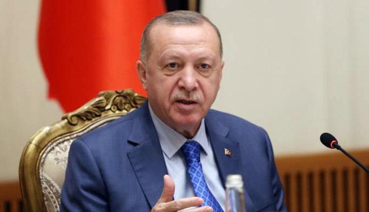 Cumhurbaşkanı Erdoğan, bilim insanlarıyla birlikte 'müsilaj' konusunu masaya yatırdı