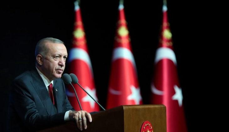 """CUMHURBAŞKANI ERDOĞAN: """"BİYOLOJİK ÇEŞİTLİLİĞİN KORUNMASI İÇİN ÖNCÜ ROL OYNAYACAĞIZ"""""""