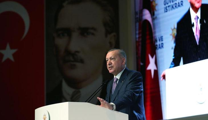 """Cumhurbaşkanı Erdoğan: """"Son 1 ayda 3 yeni kuyuda petrol keşfettik"""""""
