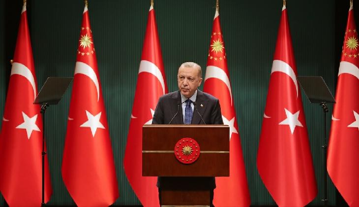 Cumhurbaşkanı Erdoğan, Yeni Normalleşme Kurallarını açıkladı