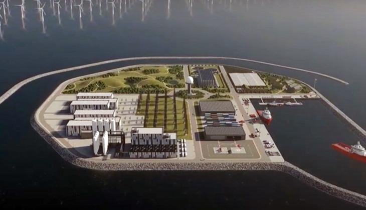 Danimarka, Kuzey Denizi'ne ada inşa edecek