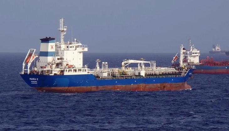 Deniz haydutları, son üç gün içinde iki Yunan tankerine saldırdı