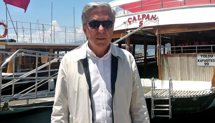 Deniz Ticaret Odası Antalya Şube Başkanı Ahmet Çetin'den 'Yasak' sitemi!