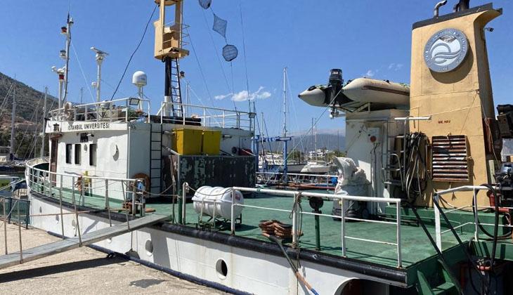 Denizaltı Dağları özel koruma alanında su altı araştırmaları başladı