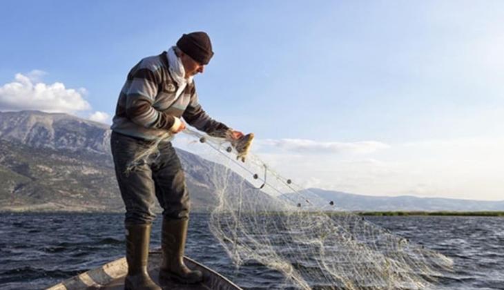 Denizli'de iç sularda balık av yasağı başladı