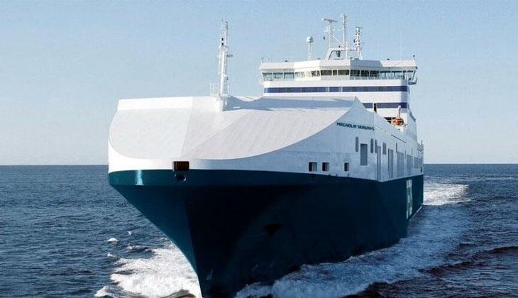 DFDS, 2025 YILINA KADAR İLK YEŞİL GEMİSİNİ SUYA İNDİRECEK