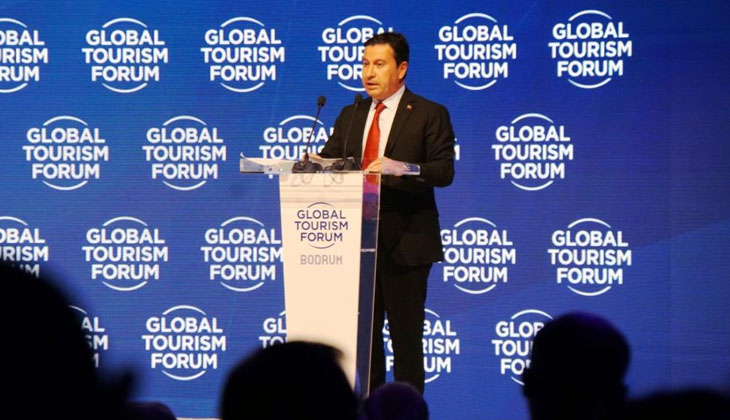 Dünya turizminin kalbi Bodrum'da attı