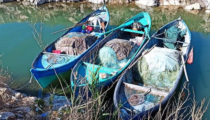 Eğirdir Gölü'nde kaçak avcılığa para cezası kesildi