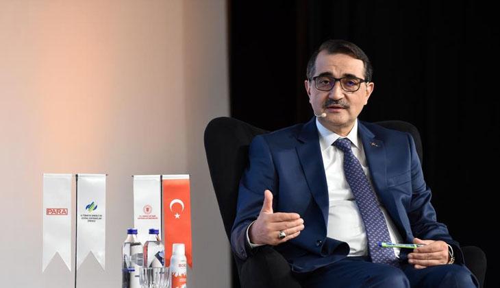 Enerji ve Tabii Kaynaklar Bakanı Fatih Dönmez, 4. Türkiye Enerji ve Doğal Kaynaklar Zirvesi'ne katıldı