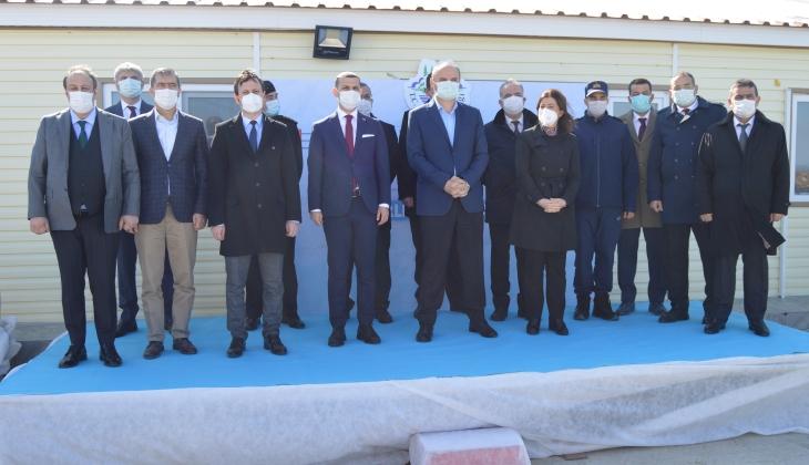 Enez'e Deniz Gümrük Kapısı müjdesi