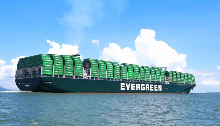 Evergreen, 20 konteyner gemisi siparişi verecek