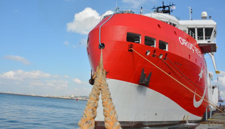 Fatih, Yavuz ve Kanuni sondaj gemileri ile Barbaros Hayreddin Paşa ve Oruç Reis sismik arama gemileri faaliyetlerini sürdürüyor