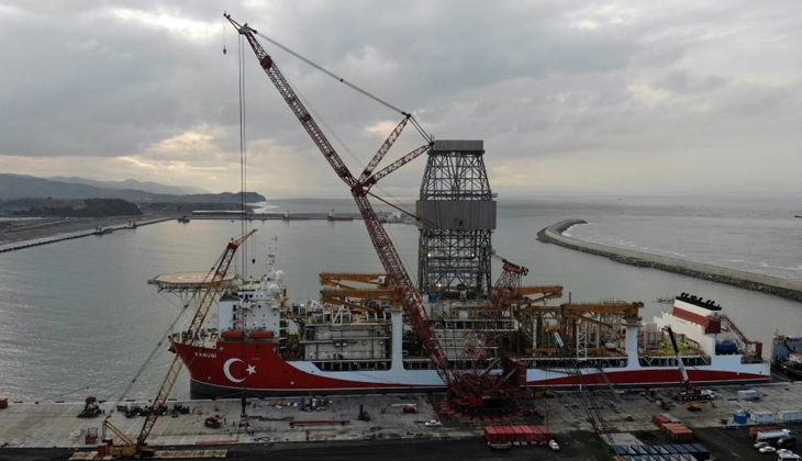 """""""Filyos Limanı, Çin'in kuşak yol ticaretinde muazzam bir projeye dönüştü"""""""