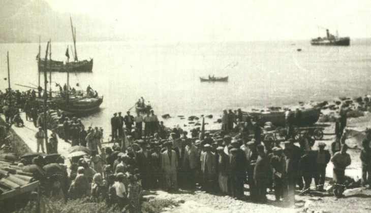 Filyos Vadisi'nin tarihteki deniz yolculuğu anlatıldı