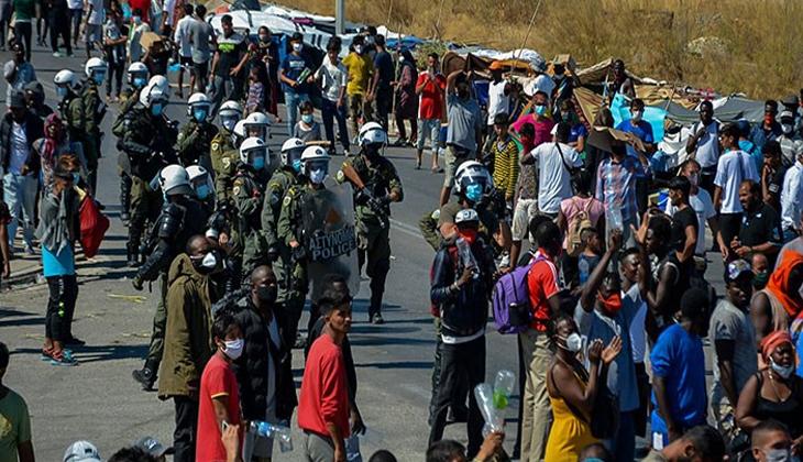 Frontex, Yunanistan'ın göçmenlere karşı insan hakları ihlallerine sessiz kaldı