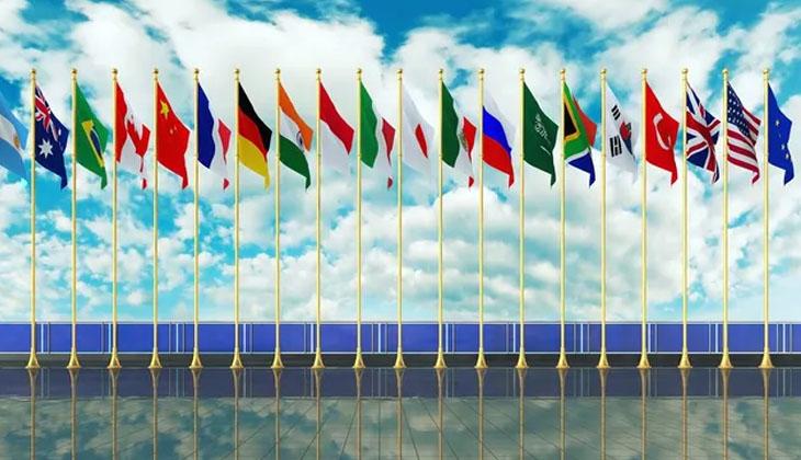 G20'DE GÜNDEM, İKLİM DEĞİŞİKLİĞİ VE SU KAYNAKLARI OLACAK