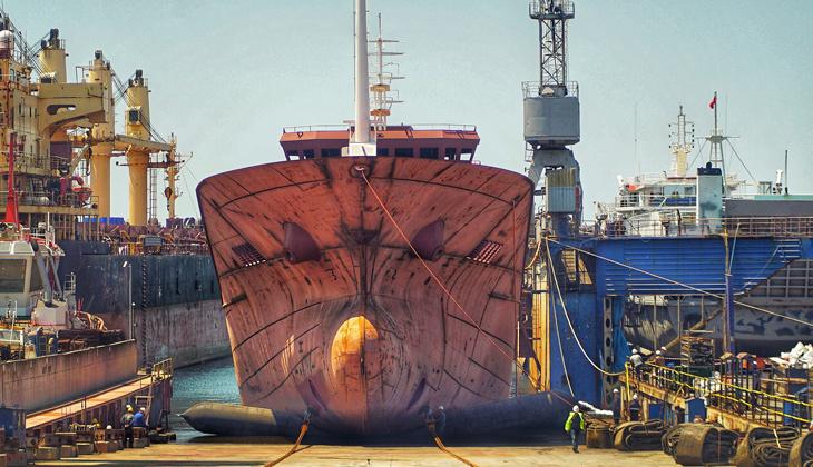 Gemi inşa sektörünün yapacağı ihracatçılara yönelik destek paketi açıklanacak