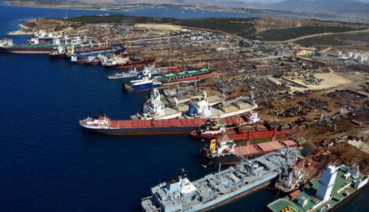 Gemi siparişleri son yedi yılın zirvesine çıktı