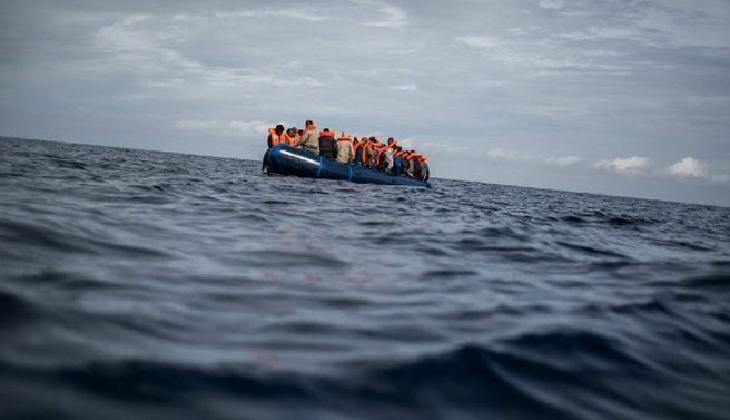 Göçmenleri taşıyan tekne alabora oldu! 300 kişinin hayatını kaybettiğinden korkuluyor...