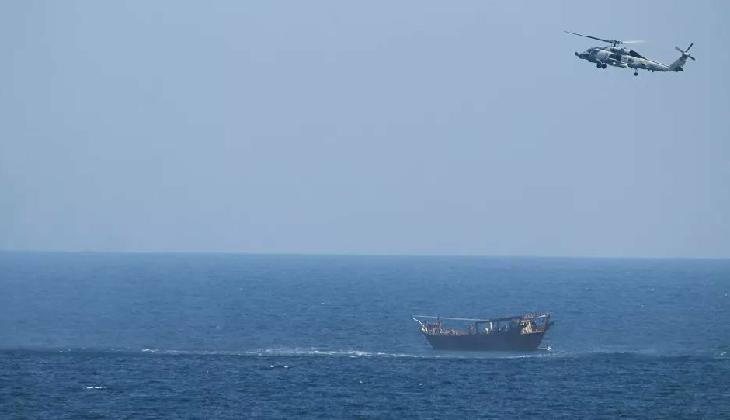 Göçmenleri taşıyan tekne, balıkçı gemisine çarptı! 150'den fazla ceset tespit edildi...