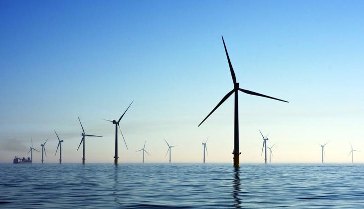 Güney Kore'de dünyanın en büyük açık deniz rüzgar çiftliği kurulacak
