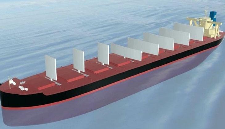 Güverte altında saklanabilen yelken sistemi geliştiriliyor