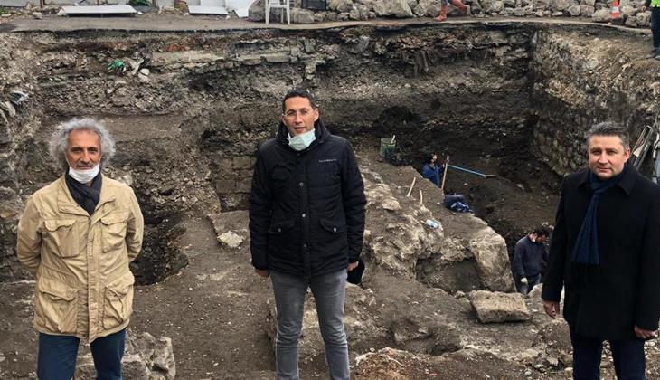 Hadrianus Limanı kalıntıları için 'Arkeopark' teklifi!
