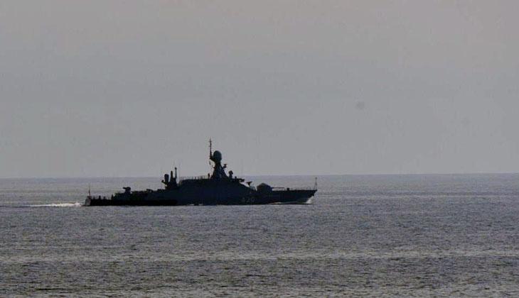 Hollanda, Rusya'yı Karadeniz'de savaş gemisini taciz etmekle suçladı