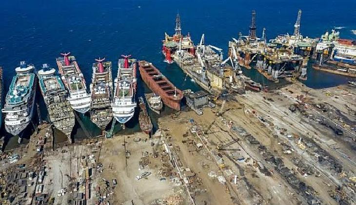 Hurdaya ayrılacak gemilerin yerine yeni inşa edilecek gemiler için teşvik verilecek